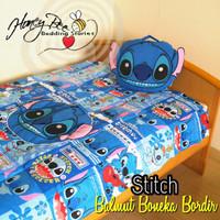 Balmut Stitch Bantal Selimut