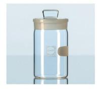 Weighing Bottle. Botol Timbang. Volume 20mL. Tall shape. Borosilicate