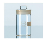 Weighing Bottle. Botol Timbang. Volume 10mL. Tall shape. Borosilicate