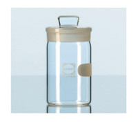Weighing Bottle. Botol Timbang. Volume 45mL. Tall shape. Borosilicate
