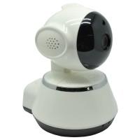 Wireless IP Camera CCTV 1/4 Inch CMOS 720P Night WD-V02 - White