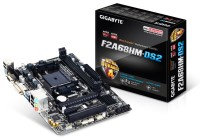 Paket Mobo MB Gigabyte GA-F2A68M-DS2 & AMD APU A8-7650K with Radeon R7