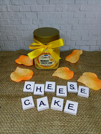 Cake in jar R&R, Cheese Cake Lumer
