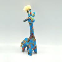 Sovenir Boneka Batik Jerapah Boneka Binatang Ulangtahun Giraffe Dolls