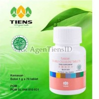 DOUBLE CELLULOSE TIENS TIANSHI Obat Pelangsing Badan Herbal Ampuh