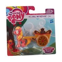 My Little Pony Fim Collecteble Playset Big Mac