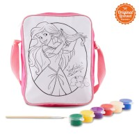 Disney Princess Bag Painting