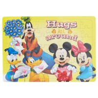 Mickey Mouse Large Puzzle 04