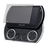 New LCD SCREEN PROTECTOR PSP GO NDS 3DS / ANTI GORES PSP GO NDS 3DS