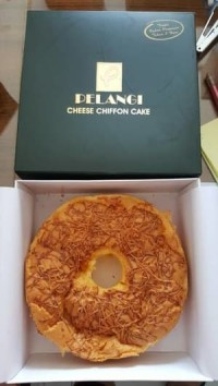 PELANGI CHEESE CHIFFON CAKE MEDIUM SEMARANG