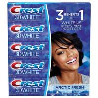 Crest 3d white tooth paste toothpaste whitening odol gigi pasta gigi