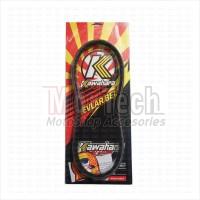 Vanbelt Vbelt V-Belt Kawahara Racing Kevlar Mio Sporty Smile- Mio Soul