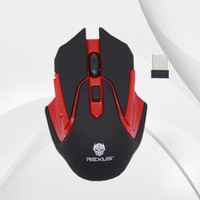 Wireless Mouse Rexus S5 Aviator Xierra Gaming Mouse GARANSI RESMI