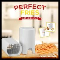Perfect Fries Potato Cutter Pemotong Kentang As Seen As On Tv
