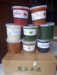 Popping Boba / Poping boba / Coating juice Import Taiwan GOJEK/ GRAB