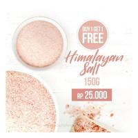 BUY 1 GET 1 FREE Himalayan Salt 150gr