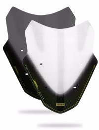 Windshield Visor Ws Yamaha Nmax Vector Carbon Sectbill