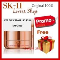 SK-II/SK2/SKII PROMO LXP EYE UK. 15 G / EYE CREAM