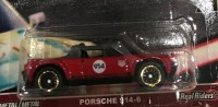 Hot Wheels Die Cast Porsche 914-6 Ban Karet Langka