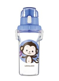 LOCK&LOCK Kids Bottle 600ML HLC952BLU/HLC952PIK/HLC952YEL