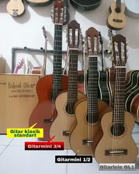 Guitalele ukulele senar 6 Supercopy GL1 custom Gitar akustik mini