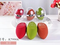 LAMEILA PRO-COMPLEXION BLENDER SPONGE + GLASS HOLDER