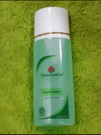 Theraskin toner acne