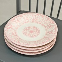 S4 DInner Plate - Moana Pale Pink