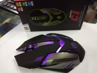 MOUSE GAMING WIRELESS RECHARGEABLE CYBORG C1 WARKNIGHTS