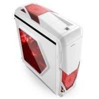 CASING GAMING SEGOTEP BLADE BLACK/WHITE (TREND)