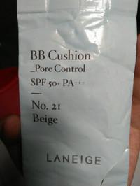 Preloved cushion laneige
