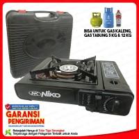Niko Kompor Gas Portable 2 in 1 NK 268