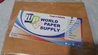 AMPLOP COKLAT SUPER KABINET 140x270mm