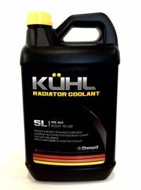 KUHL Radiator Coolant Air Radiator