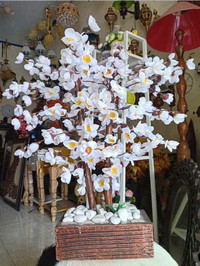 Hiasan pohon Bunga sakura kecil