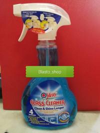 yuri glass cleaner spray khusus gojek grab