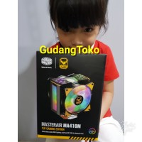 Fan Prosessor Cooler Master MasterAir MA410M TUF Gaming Edition