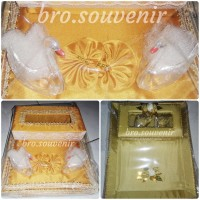 Kotak Mahar Uang Perhiasan Love unik murah