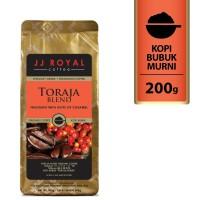 Coffee/Kopi JJ Royal Toraja Blend Ground Bag 200g