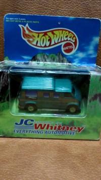 KHUSUS, Hot Wheels Langka JC Whitney, Hot Wheels Langka Dan Mahal