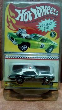 EDISI TERBATAS, Hot Wheels Langka Neo Classic Series Police Cruiser