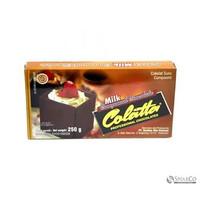 Cokelat susu, milk compound colatta 250gr