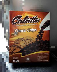 Choco chips cokelat colatta 150gram