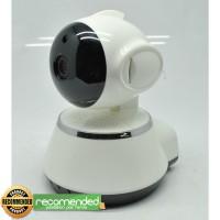 Wireless IP Camera CCTV 1/4 Inch CMOS 720P Night Vision