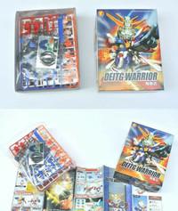 God Gundam Deitg Warrior sd hg mg shining try burning kamiki bandai kw