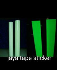 Skotlet fosfor tape lembaran-glow in the dark 60 cm