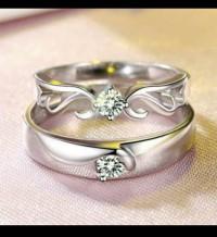 cincin tunangan paladium Tp10