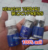 Biocypress 100% asli hologram bio cypres.. biocypres isi 20 tab