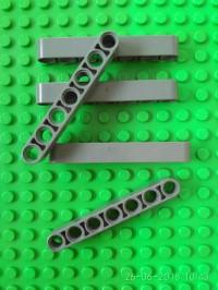 Lego part Lego technic Beam 7 Lego 32524