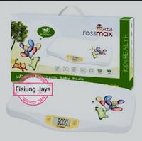 Timbangan bayi Rossmax WE300 / baby scale / timbangan bayi digital